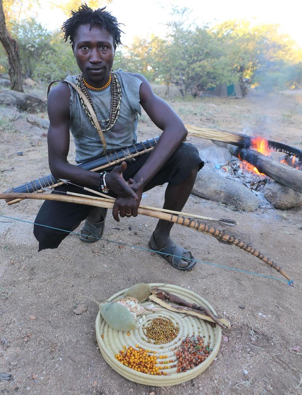 Baobá é uma fruta rica em vitamina C (Foto: JEFF LEACH/DIVULGAÇÃO)