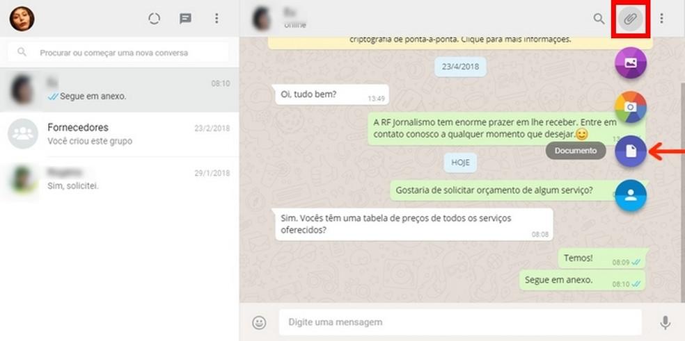 Whatsapp Business Para Pc Como Usar O App Pelo Computador Redes Sociais Techtudo