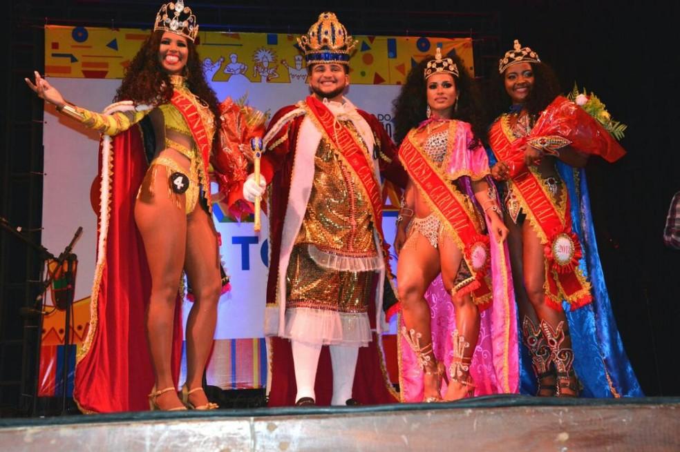 Concurso elegerá Corte Momesca em São Luís — Foto: Lauro Vasconcelos