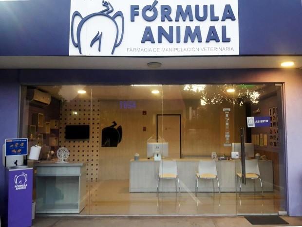 Unidade da Fórmula Animal no Paraguai (Foto: Divulgação)