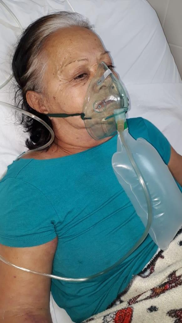 Idosa morre esperando cirurgia de emergência: 'Sem chance de lutar'