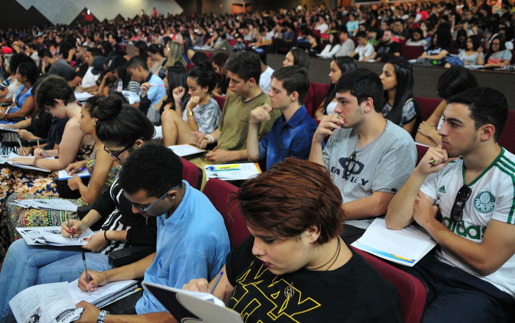 Sisu tem 411 vagas em universidades da região de Piracicaba, SP