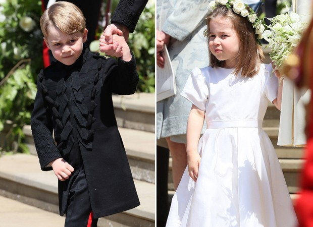 George; Charlotte (Foto: Getty Images)