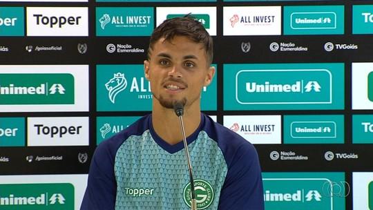 Estrela do Goiás, Michael conta que foi reprovado no Atlético-GO aos 16 anos