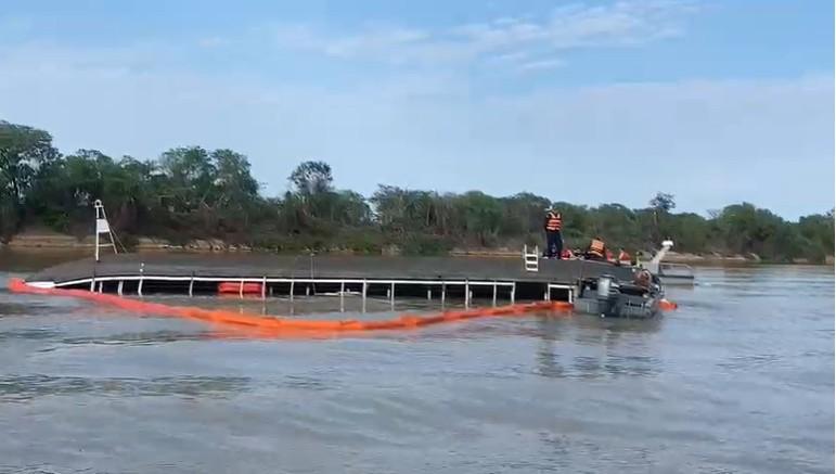 Última vítima de naufrágio no Pantanal é encontrada por bombeiros após dois dias de buscas