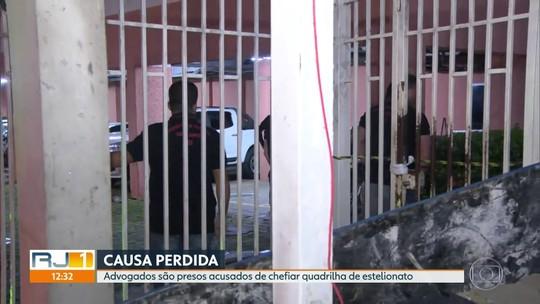 Ministério Público prende quatro pessoas por estelionato