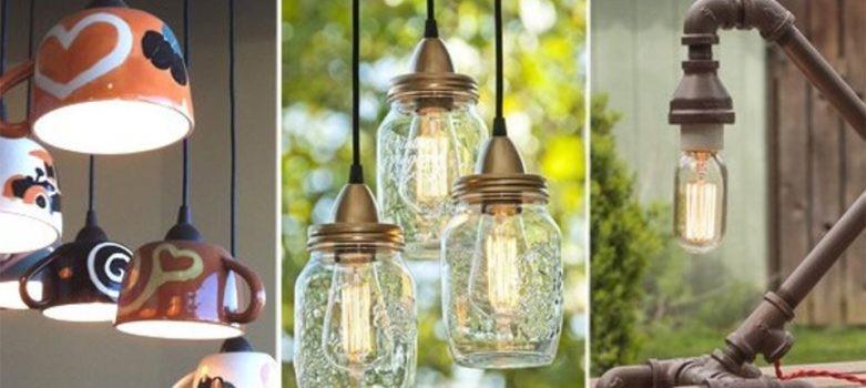 Sesc-MA realiza curso gratuito de luminárias artesanais com materiais alternativos pela internet