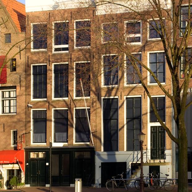 Fundação Casa de Anne Frank (Foto: Wikicommus)