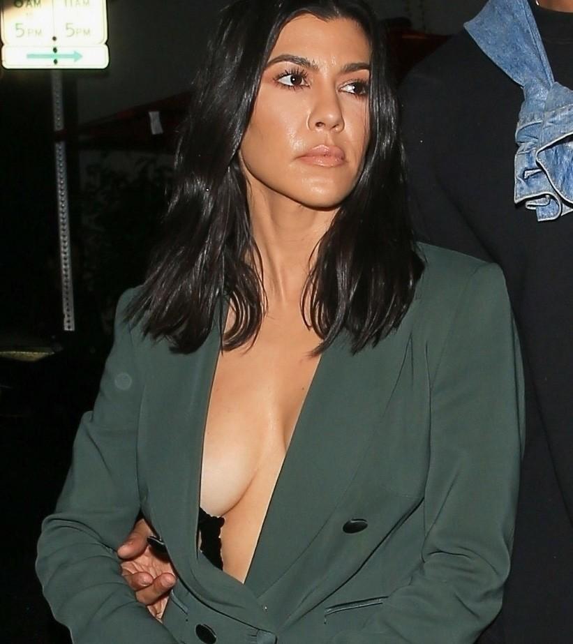 Kourtney Kardashian (Foto: AKM/GSI)
