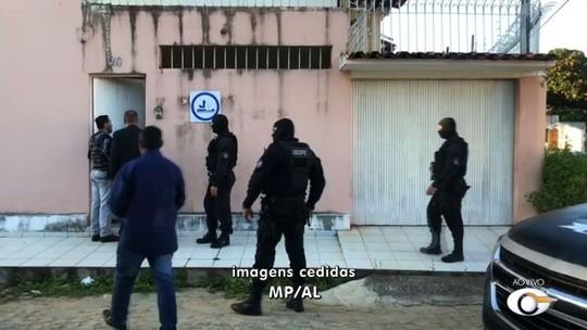 MP faz operação em AL e SE contra suspeitos de fraudar licitações na cidade de Pão de Açúcar
