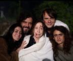 Carol Castro, Felipe Camargo, Fernanda Montenegro, Fernando Eiras e Joaquim Torres | Suzanna Tierie