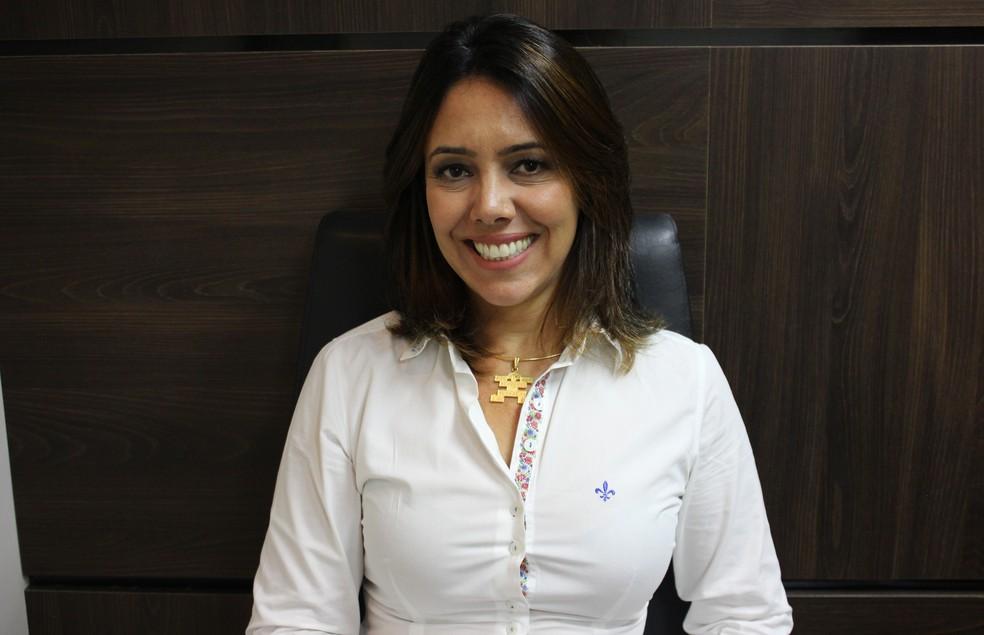 Advogada Sabrina de Camargo Ferraz é especialista em Direito Tributário e Ciências Penais do escritório Ogusuku & Bley — Foto: Sabrina de Camargo Ferraz/Arquivo Pessoal