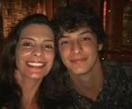 Helena Ranaldi e o filho, Pedro | Reprodução/ Instagram