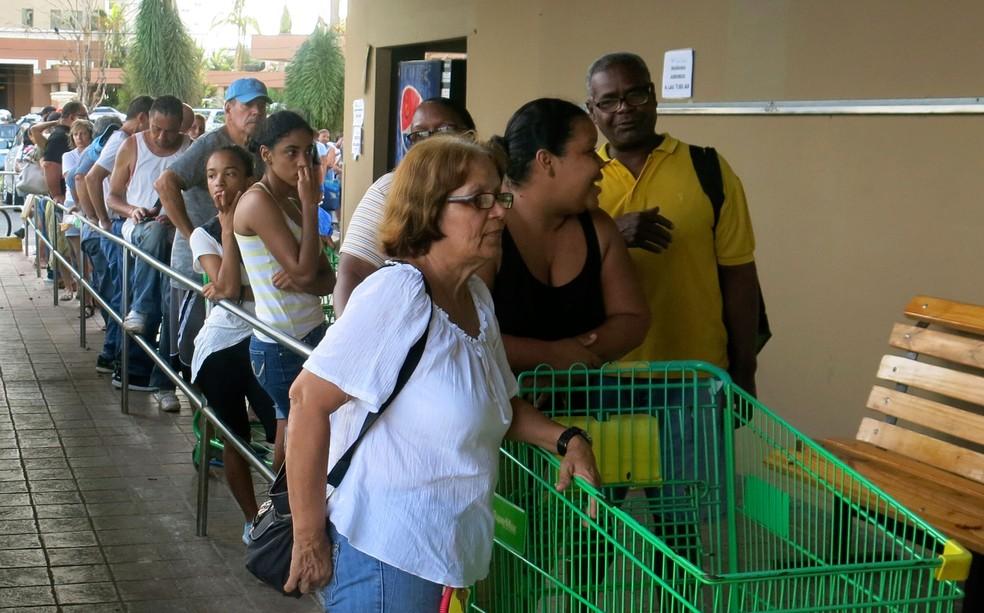 maria puerto rico fal fran - Porto Rico pede ajuda urgente dos EUA após furacão Maria
