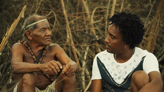 Na estreia de 'Saberes dos Mais Velhos', Ângelo Flávio visita aldeia dos índios kiriris