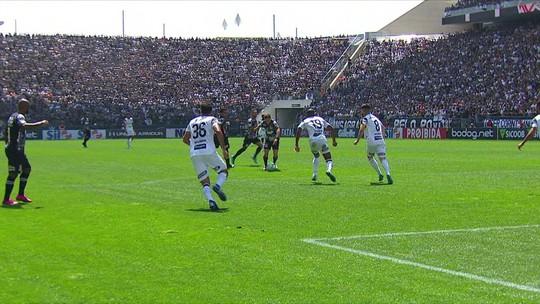 Melhores momentos: Corinthians 2 x 2 Ceará pela 18ª rodada do Brasileirão