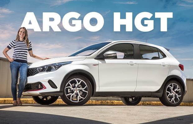 Vídeo Fiat Argo HGT (Foto: Autoesporte)