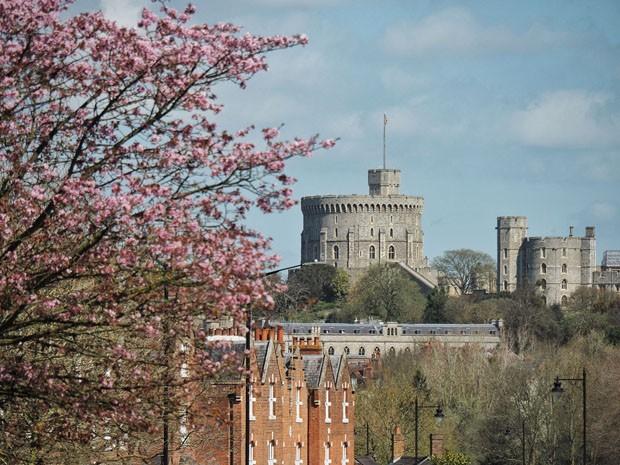 Fotógrafa vai para Windsor registrar a cidade antes do casamento real  (Foto: Divulgação)