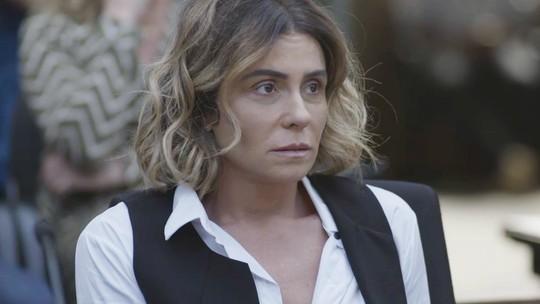 Reta Final: Luzia é condenada pela morte de Remy