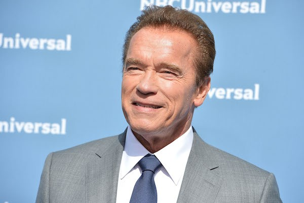 O ator Arnold Schwarzenegger (Foto: Getty Images)