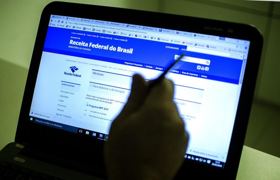 Receita abre hoje consulta ao 5º lote de restituição do imposto de renda