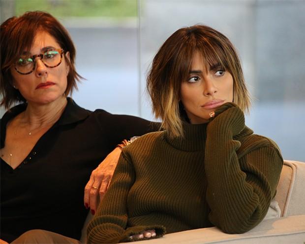 Cléo Pires e Christiane Torloni (Foto: Deividi Correa / AgNews)