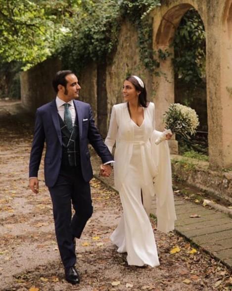 Noivas com calça é a nova tendência para seu casamento