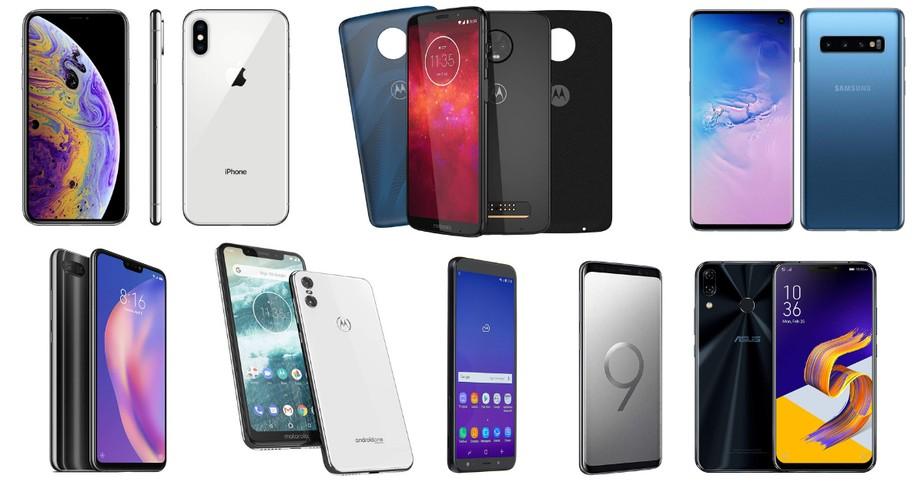 e4db813fda ... Melhores smartphones em todas as faixas de preço em 2019