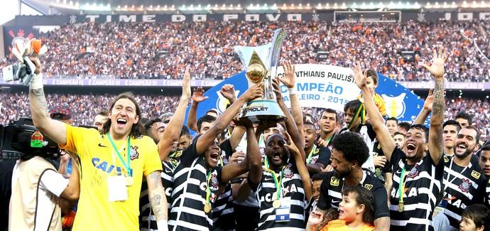 Resultado de imagem para corinthians campeão brasileiro 2016
