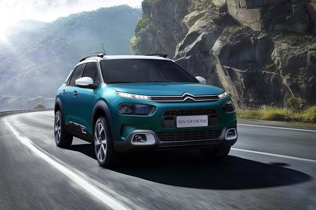 Citroën C4 Cactus (Foto: Divulgação)