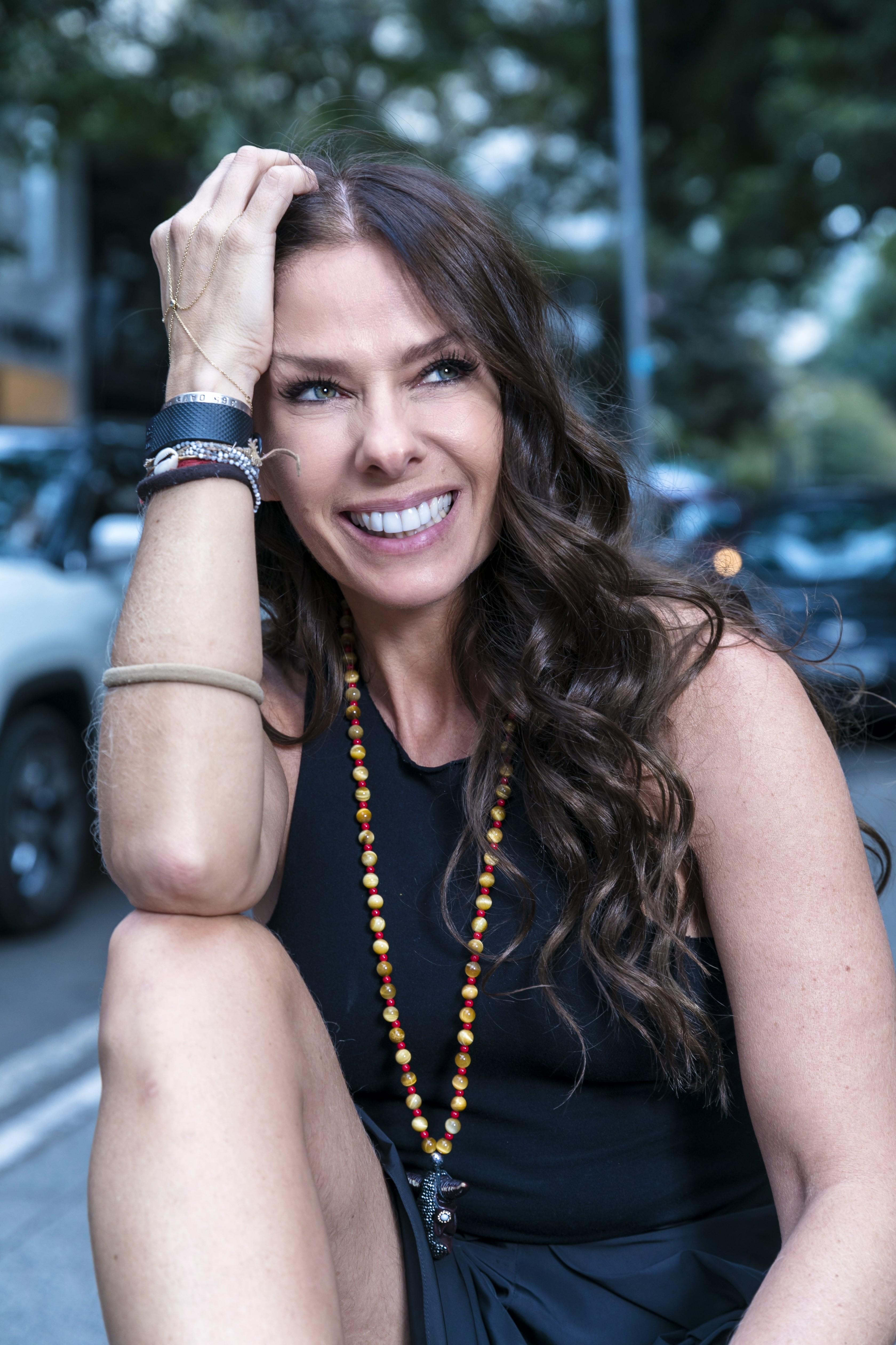 Adriane Galisteu (Foto: Divulgação)