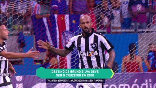 Bruno Silva aguarda negociação, mas não vê problema em permanência no Bota