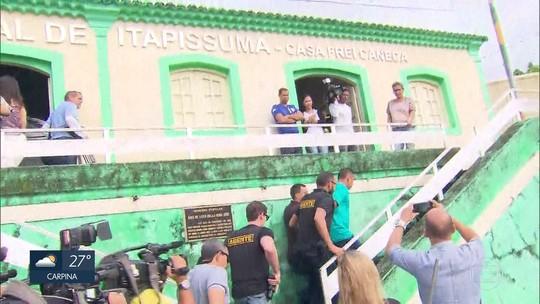 Padrasto acusado de estuprar e matar Maria Alice Seabra é julgado no Grande Recife