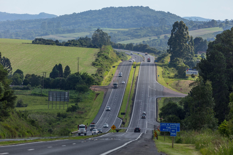 Acidentes diminuem após instalação de radares na PR-151, entre Ponta Grossa e Carambeí