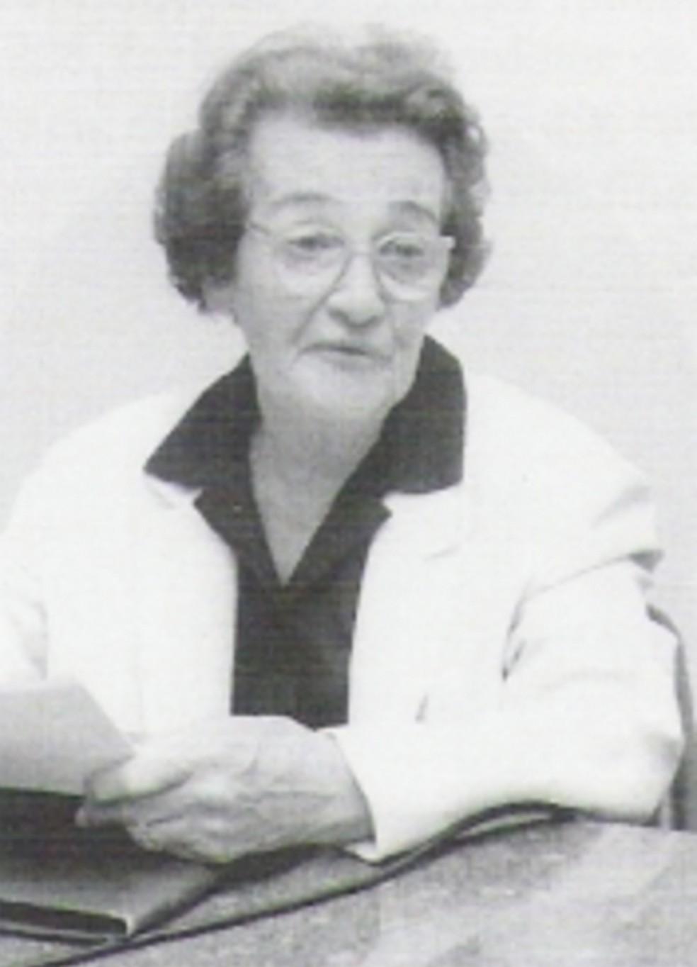 Carolina Martuscelli Bori teve papel fundamental no estudo da psicologia no Brasil (Foto: Divulgação/USP)