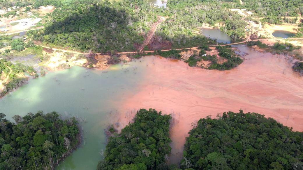 Mineradoras deverão mostrar à Justiça status da segurança de barragens de rejeitos no AP - Notícias - Plantão Diário