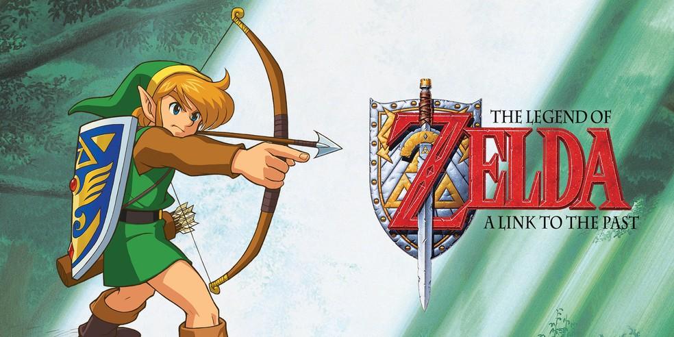 A Link to the Past tem um incrível mundo com desafios e personagens curiosos — Foto: Divulgação/Nintendo