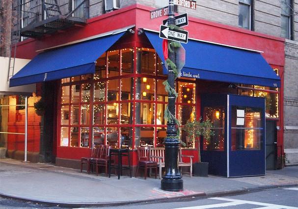 Café The Little Owl (Foto: Reprodução)