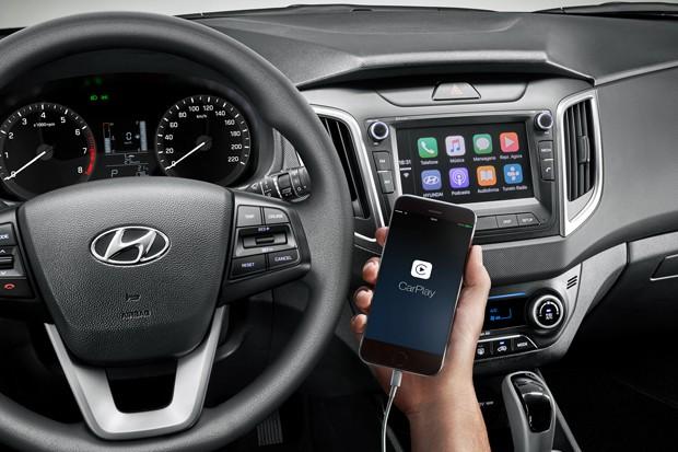 Hyundai Creta Pulse 2019 (Foto: divulgação)