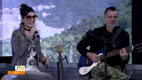 Fernanda Abreu faz show especial na véspera do Dia dos Namorados