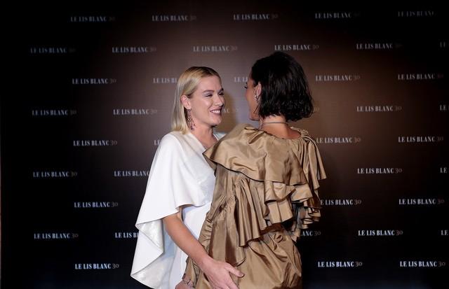 Fiorella Mattheis e Bruna Marquezine (Foto: Divulgação/ Brazil News)