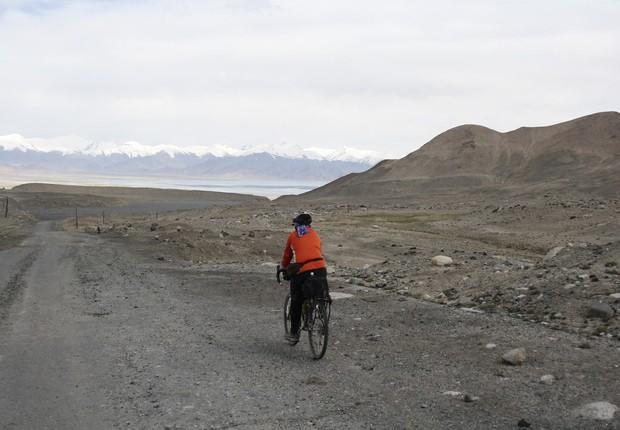 Expedição de ciclismo da TDA Global Cycling (Foto: Divulgação/TDA Global Cycling)