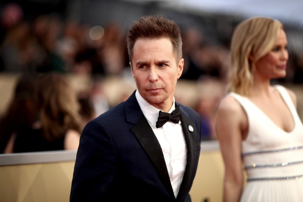 O ator Sam Rockwell (Foto: Getty Images)