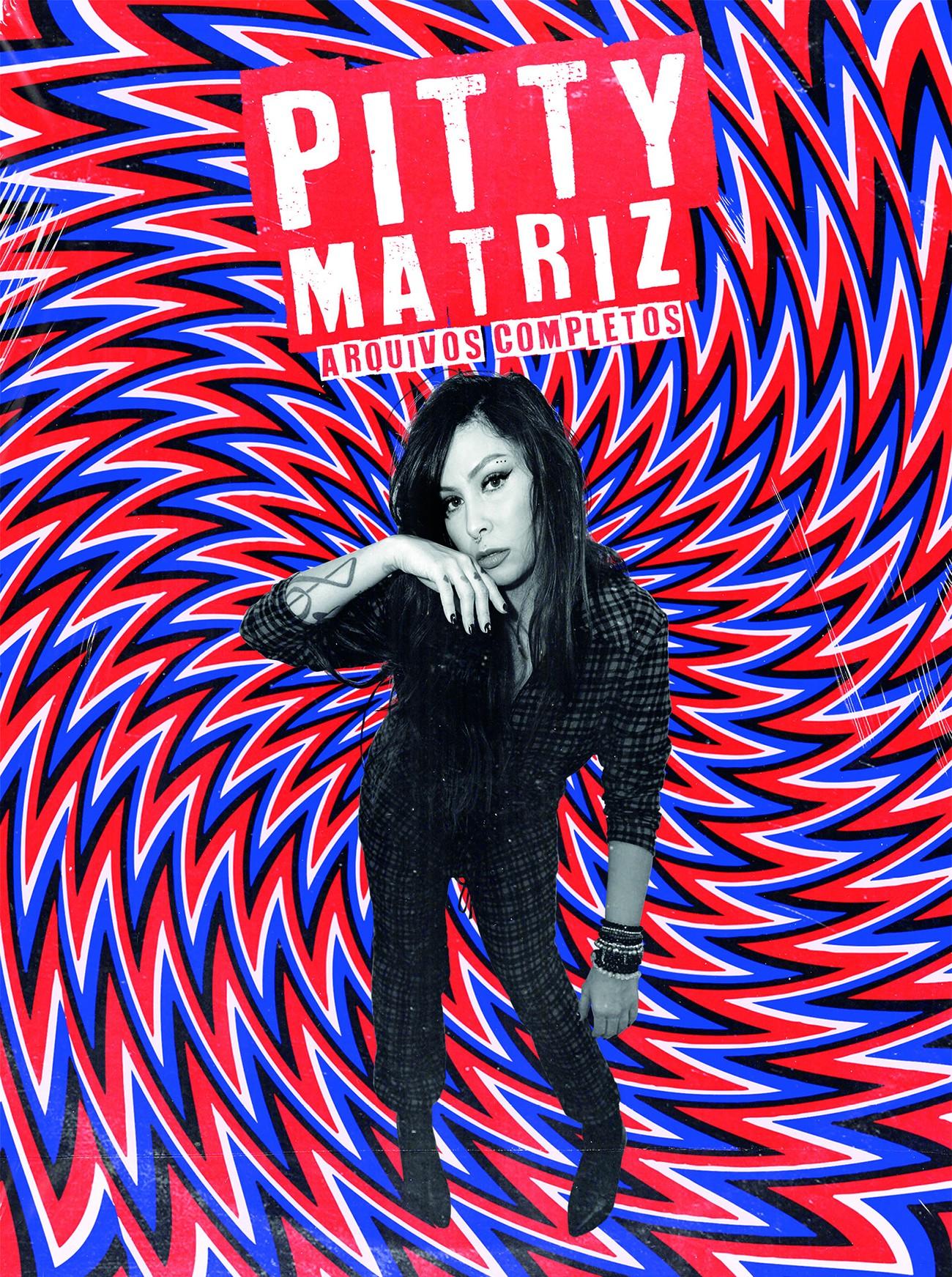 Pitty documenta disco e turnê 'Matriz' em DVD duplo que reúne filme e gravação de show na Bahia