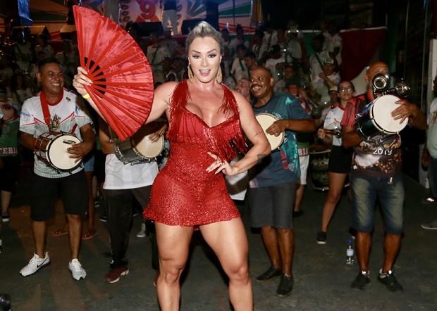 Juju Salimeni (Foto: Manuela Scarpa/Brazil News)