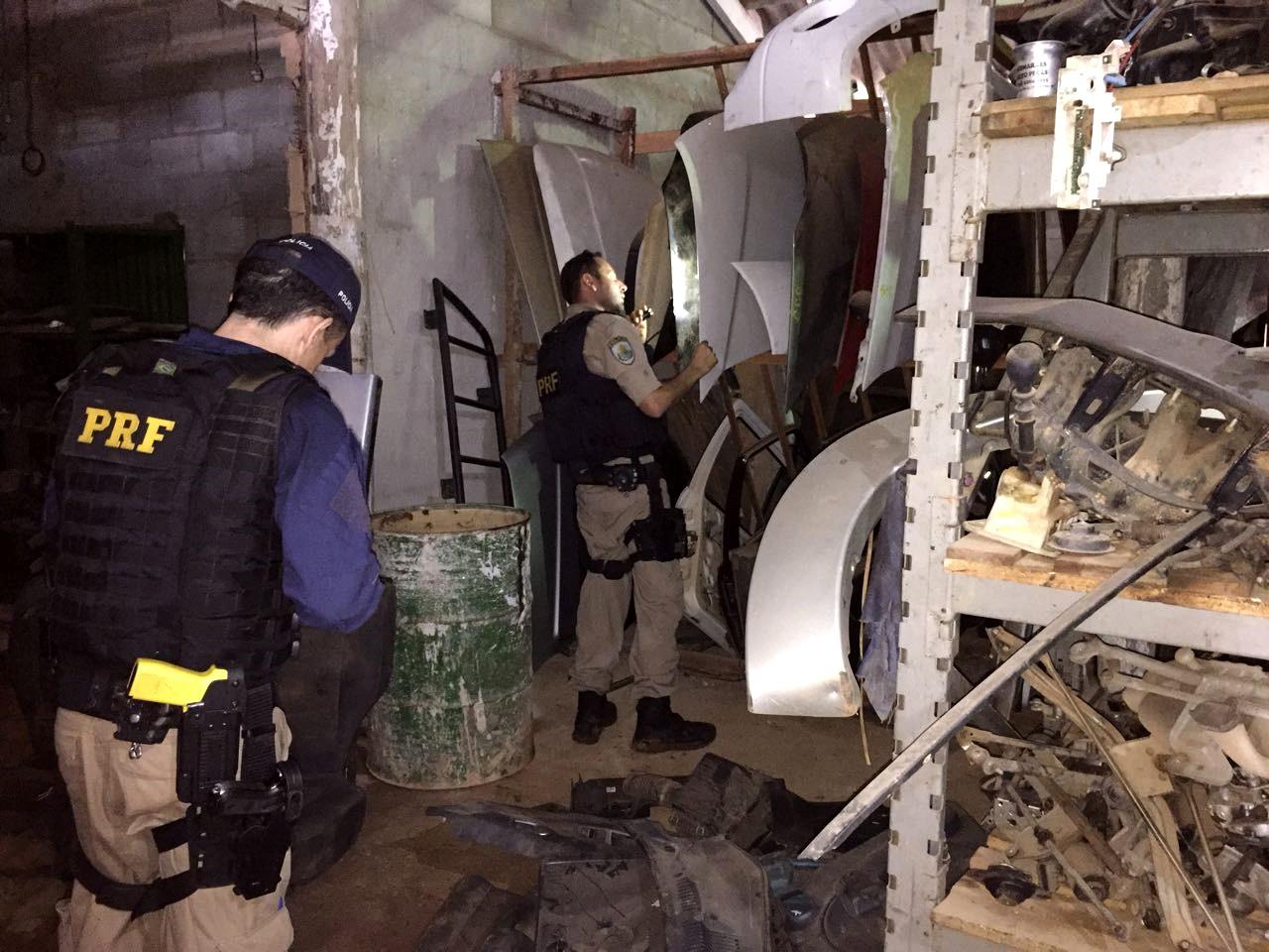 Segunda fase da Operação Calhambeque cumpre sete mandados de prisão no Sul de MG  - Radio Evangelho Gospel