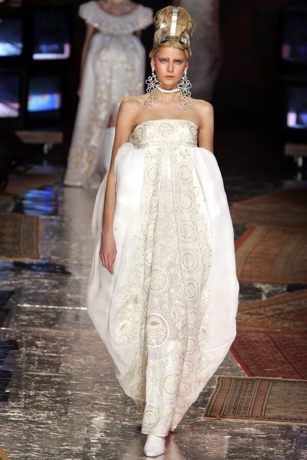 Dior - verão 2005 alta-costura (Foto: Vogue Runway)