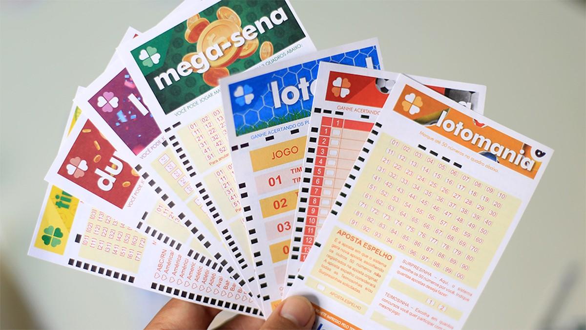 22cb34bfce088 Como ver resultados das Loterias pela Internet | Downloads | TechTudo