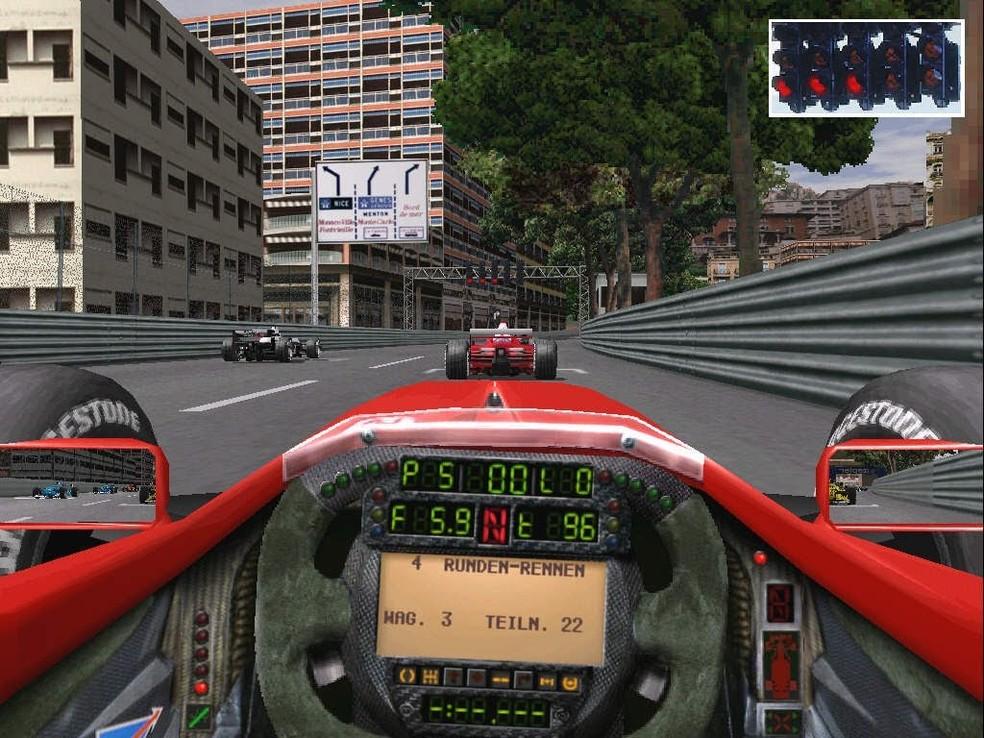 Grand Prix 3 (Foto: Reprodução/YouTube)