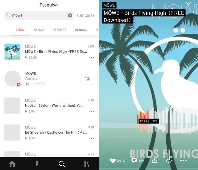Melhores aplicativos para baixar músicas no iPhone (iOS) | Players
